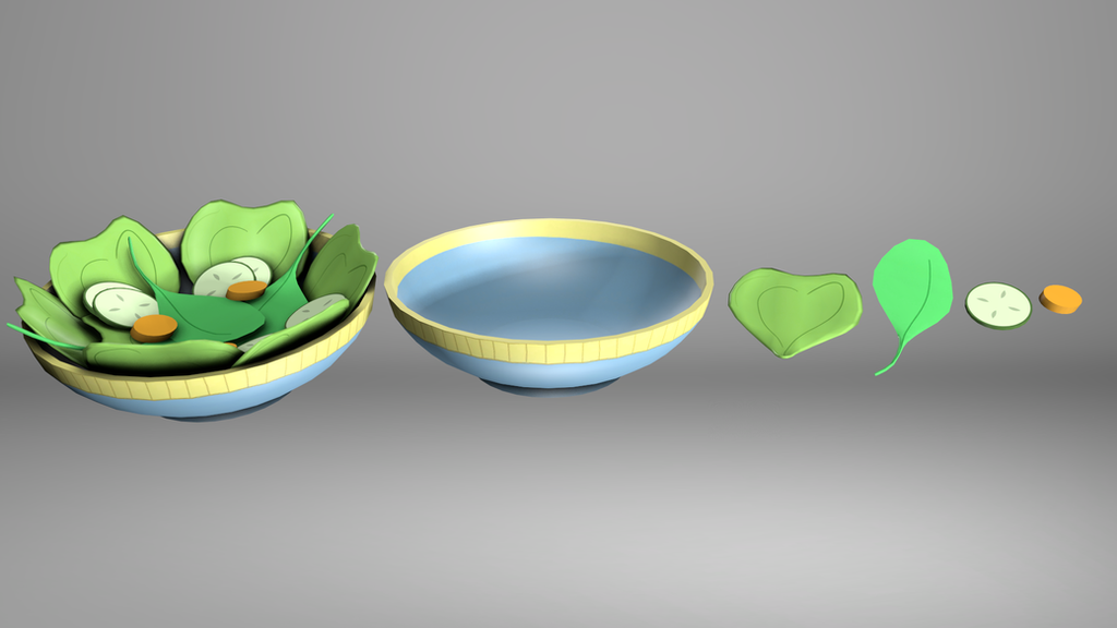 Salad Bowl by discopears