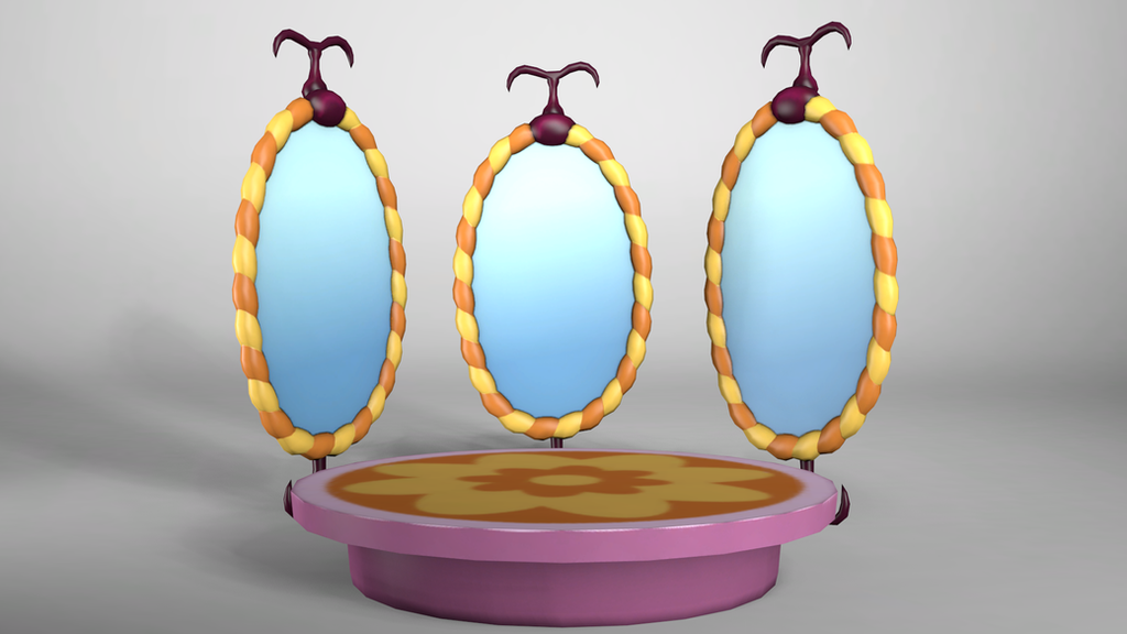 Mirrors by discopears