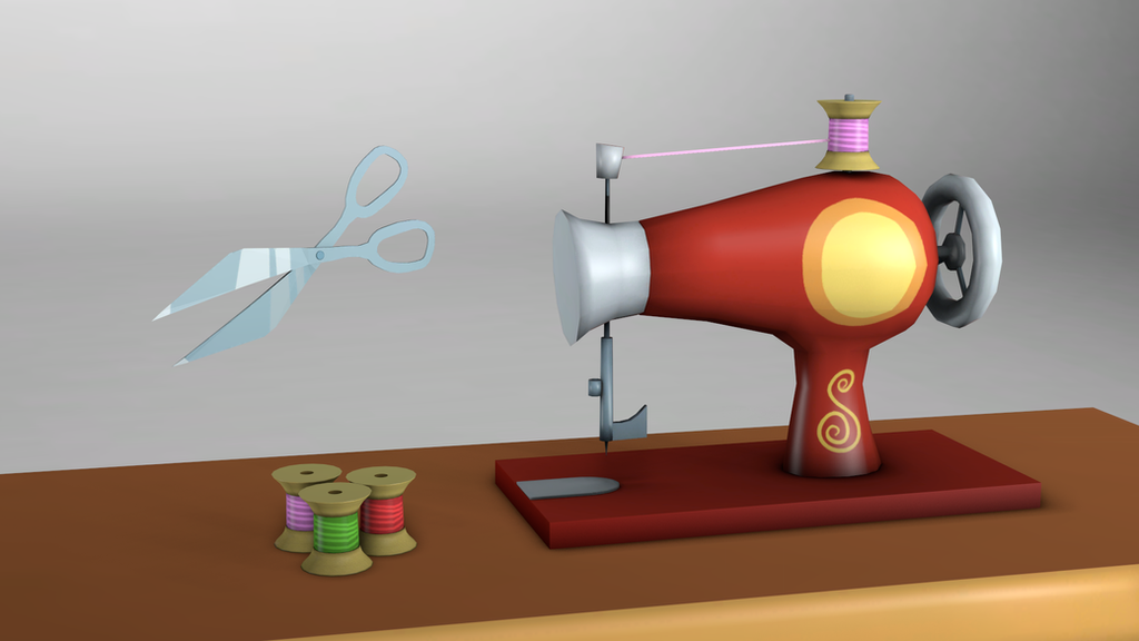 Sewing Stuff Closer by discopears