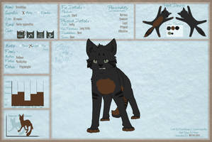 Branchpaw[legs] 2013 Reference by Teahorse
