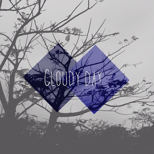 Cloudy Day by manupaivaellon