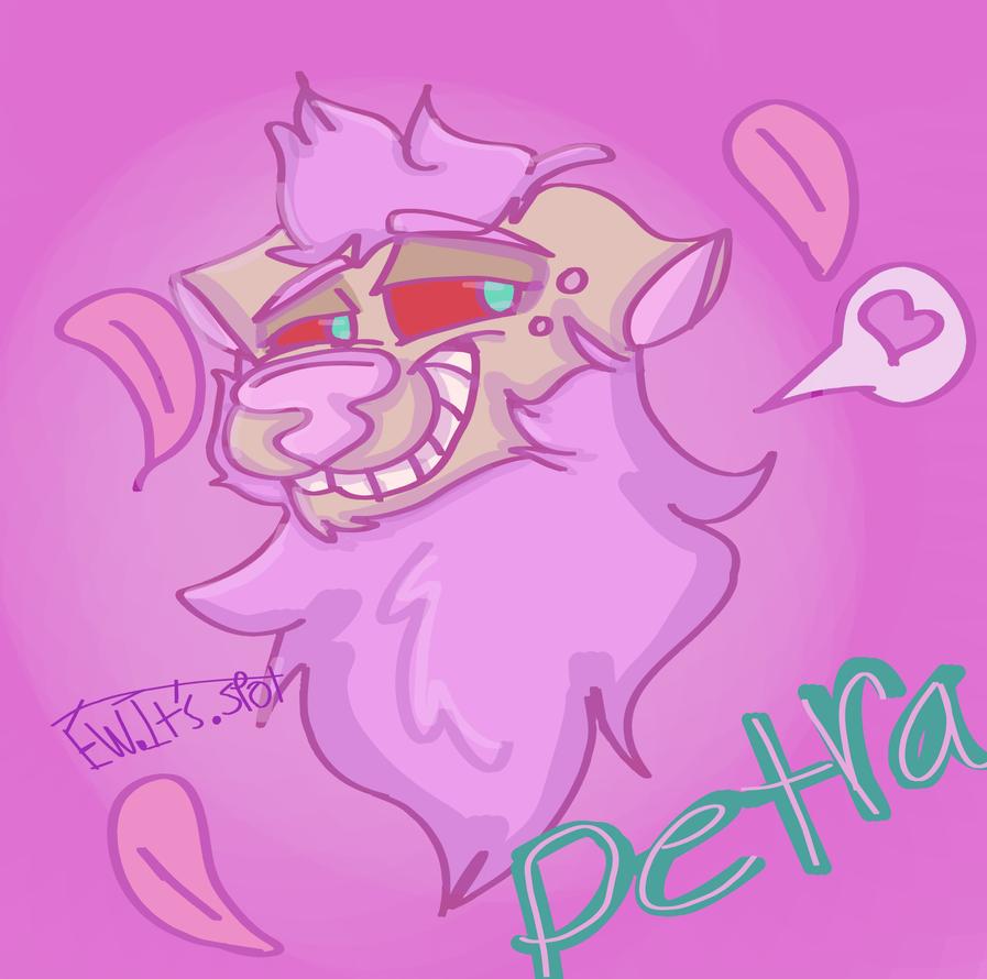 Petra (ART TRADE!!) by SpotSpeckledCheetah1