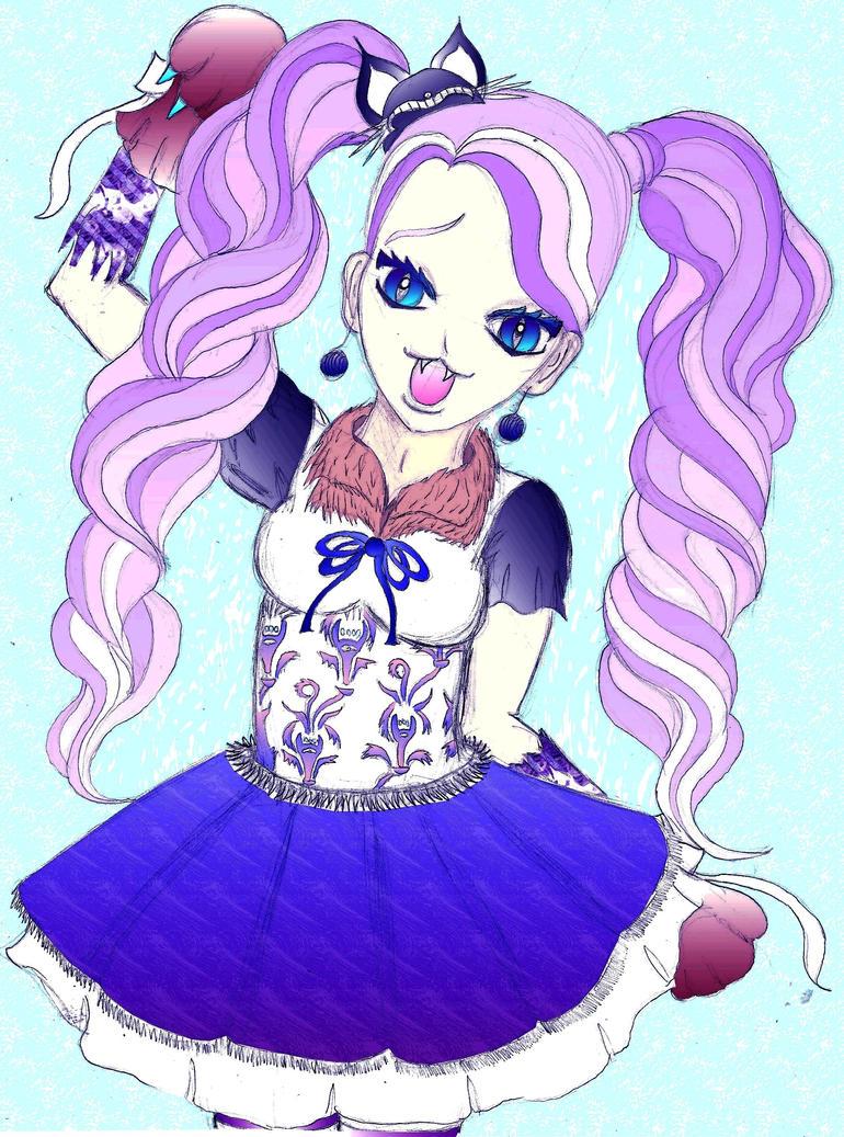 Kitty Cheshire Original by Mademoiselle-Strange