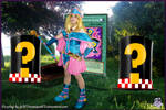 Game of Guessing - Dark Magician Girl Cosplay