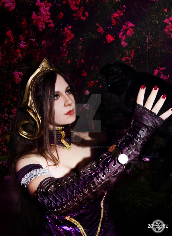 Liliana Vess cosplay by 20Tourniquet02
