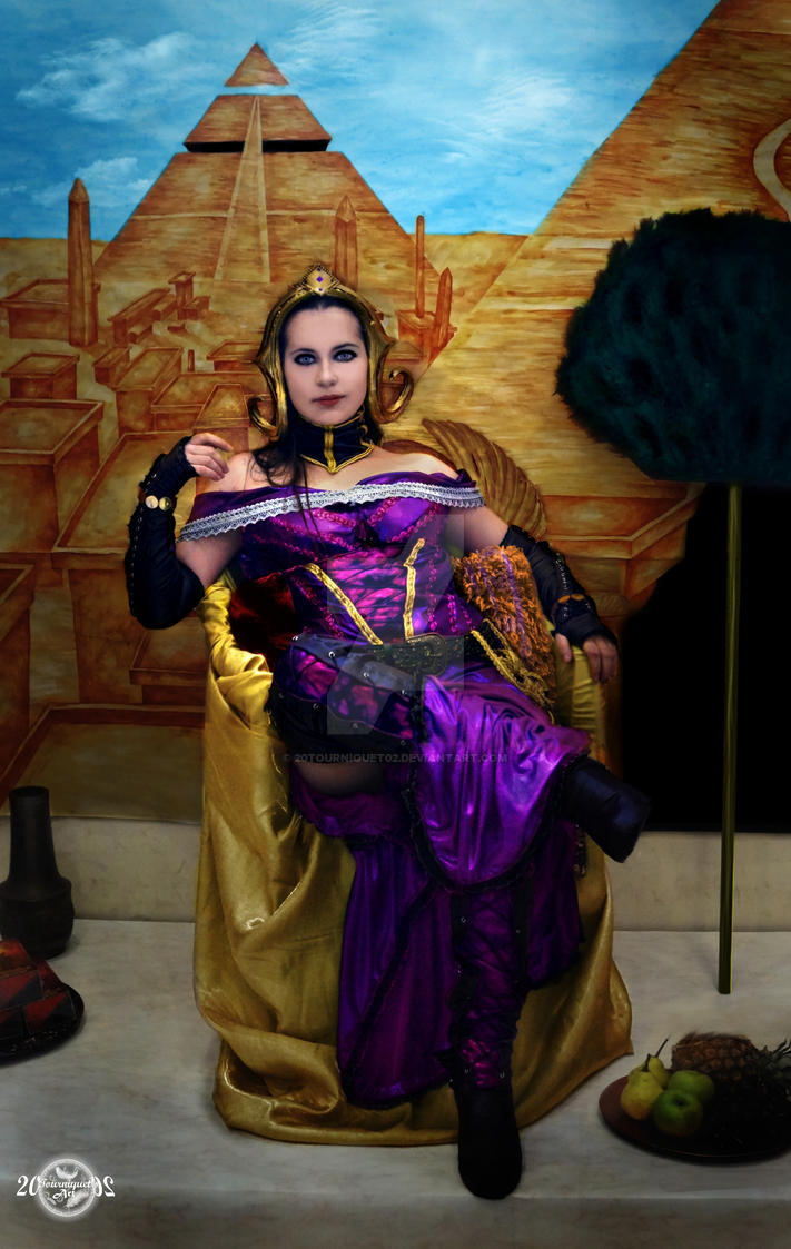 Liliana, Death's Majesty (solo cosplay) by 20Tourniquet02