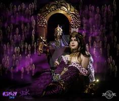 Liliana of the Veil - Liliana Vess cosplay