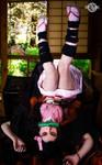 Like home- Nezuko cosplay by 20Tourniquet02