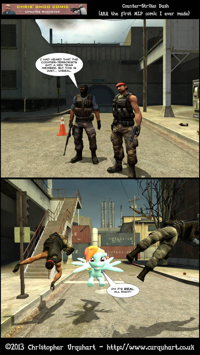 Counter-Strike: Dash