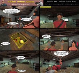 Chris' GMod Comic - Episode 220