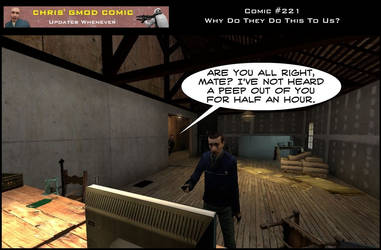 Chris' GMod Comic - Episode 221 (Preview)