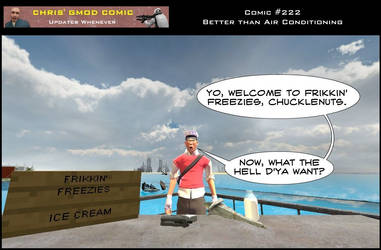Chris' GMod Comic - Episode 222 (Preview)