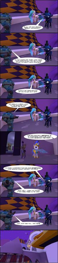 Big Talk to Little Ponies