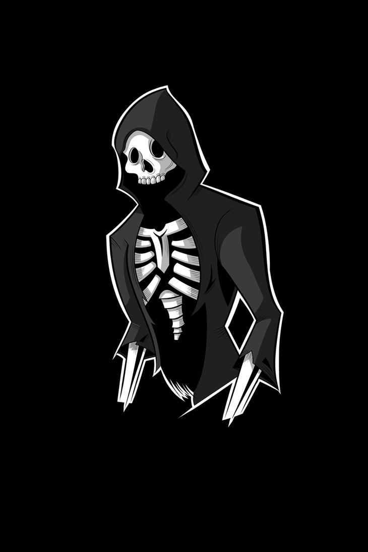 sims 3 flirt with grim reaper wallpaper