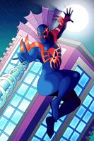 Spider-Man 2099 by OwenOak95
