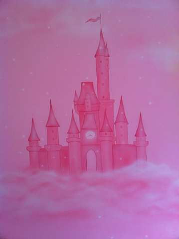 magical castle by Theatricalarts