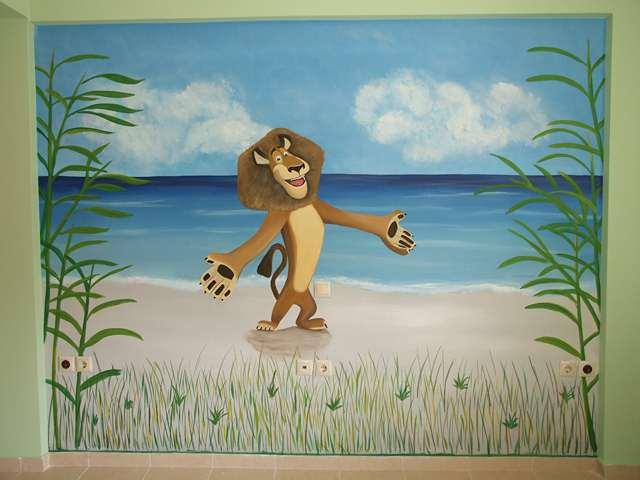 madagascar mural 7