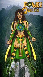 Power Queen New look II by RWhitney75