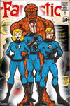 classic Fantastic four