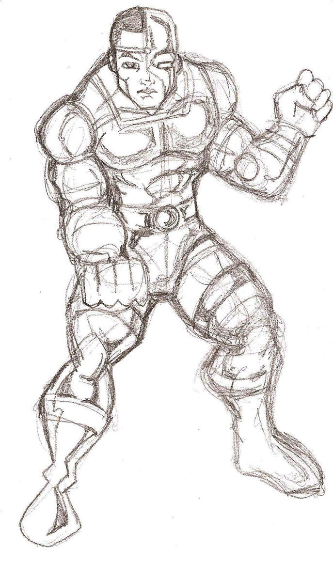 Classic Cyborg by RWhitney75