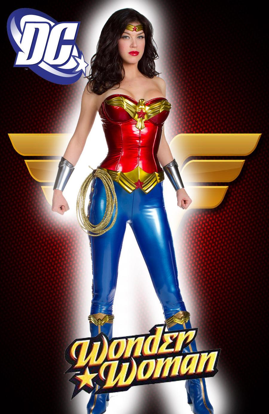 Wonder Woman TV by RWhitney75