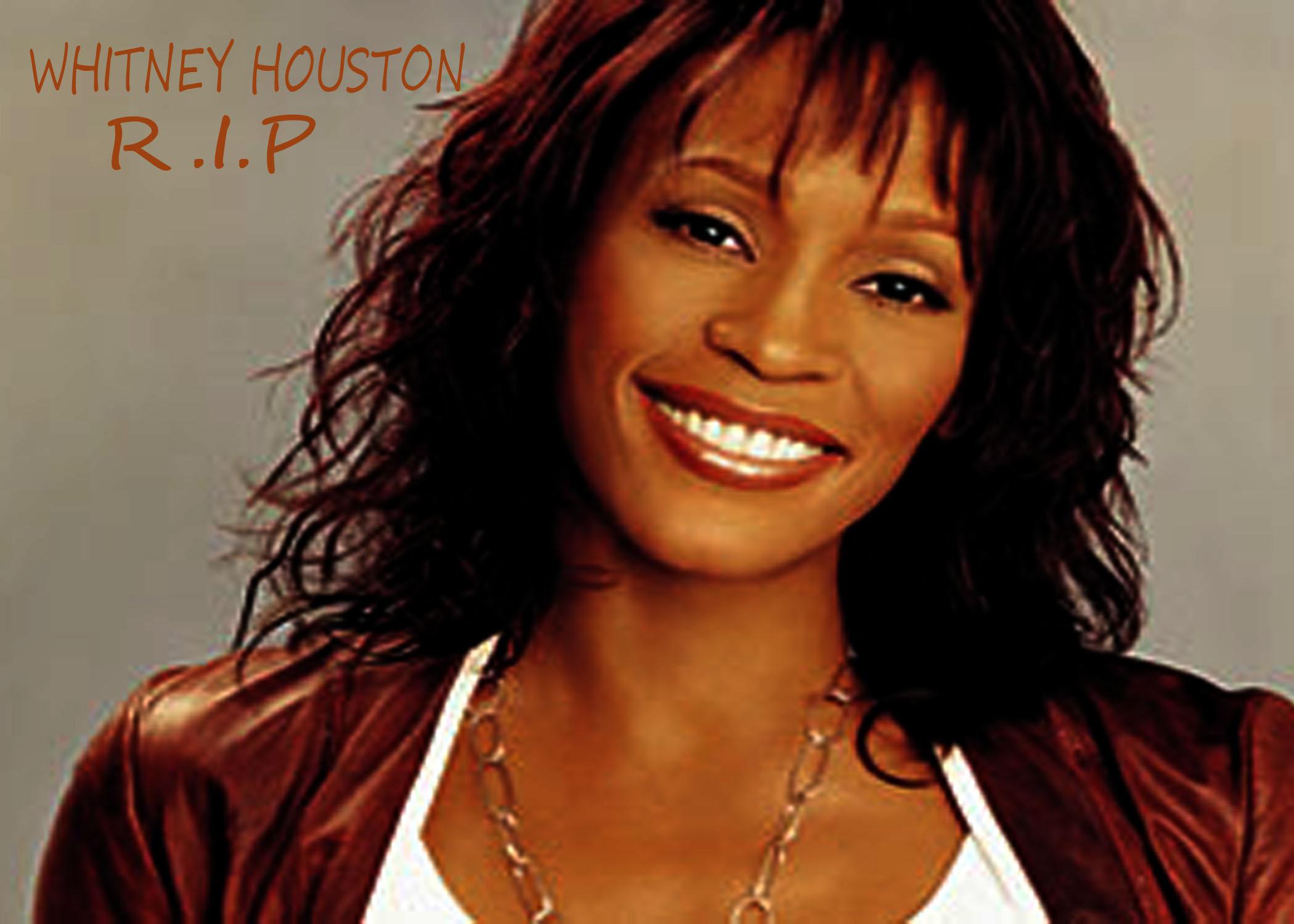 Whitney Houston Hairstyles Rip Whitney Houston By Rwhitney75 On Deviantart