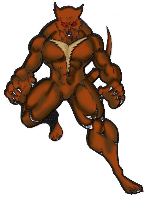 Global Guardian Tasmanian devil by RWhitney75