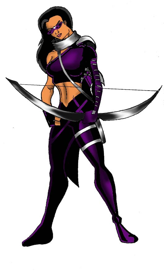 Young Avengers Hawkeye by RWhitney75