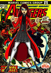 Oc mutant villain Ginger Rex