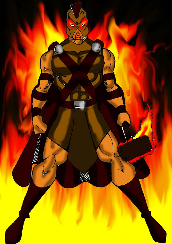 Hephaestus By Rwhitney75 On Deviantart