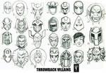 Throwback Villains