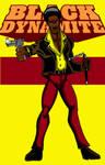 Black Dynamite animated