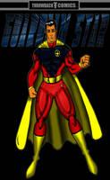 Throwback Hero Guardian Star by RWhitney75