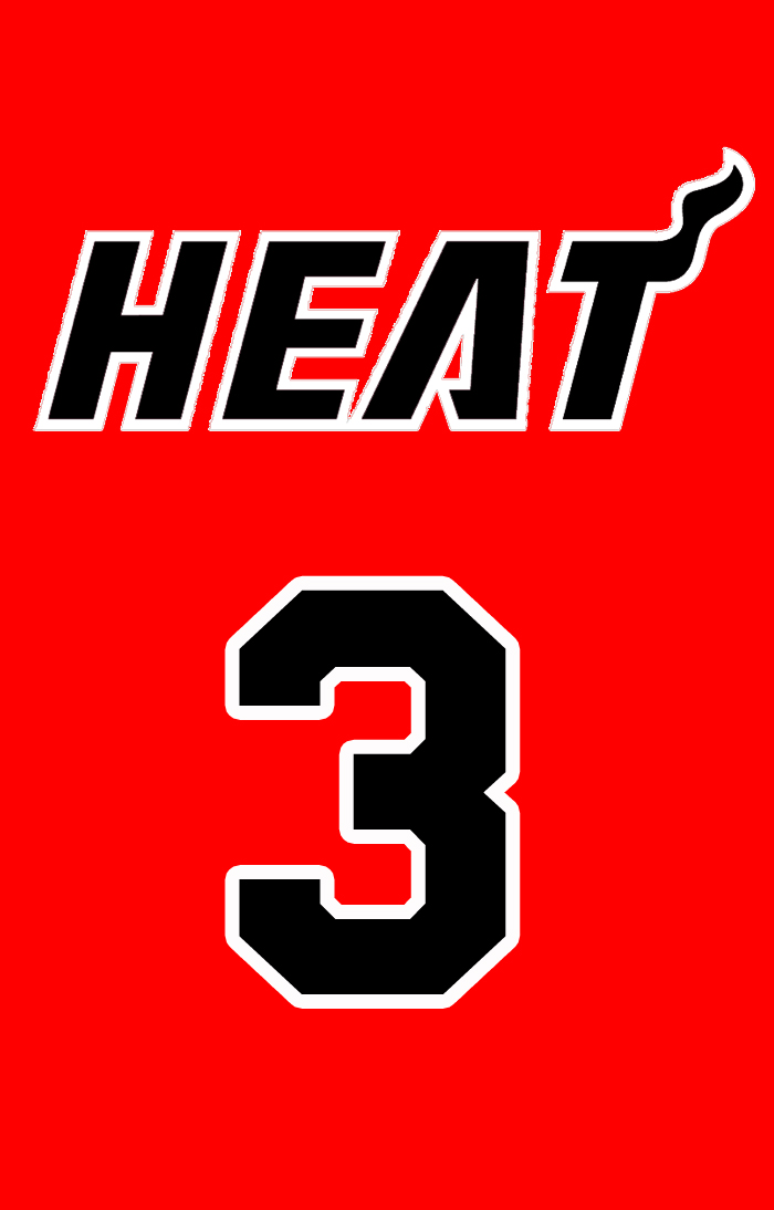 reputable site f67d7 644cf Dwyane Wade number retirement. Do we have to wait until he ...