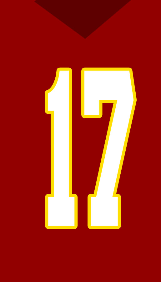 official photos 74f8d 59ec7 Doug Williams Throwback Jersey by RWhitney75 on DeviantArt