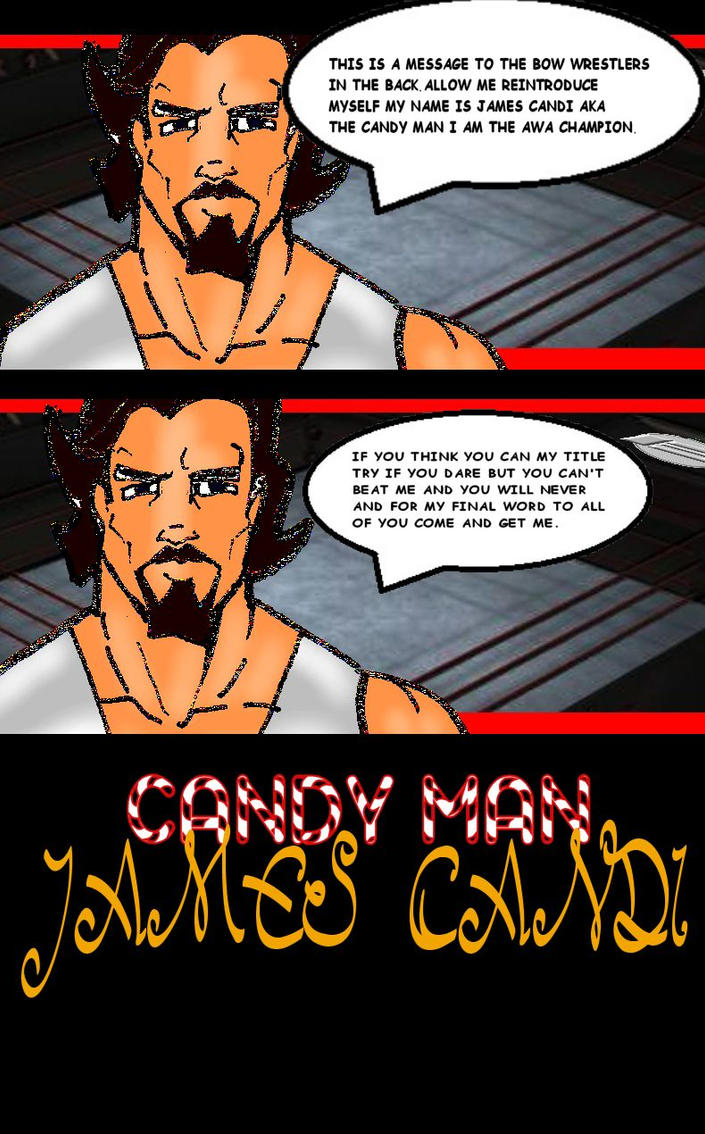 BOW James Candi promo by RWhitney75