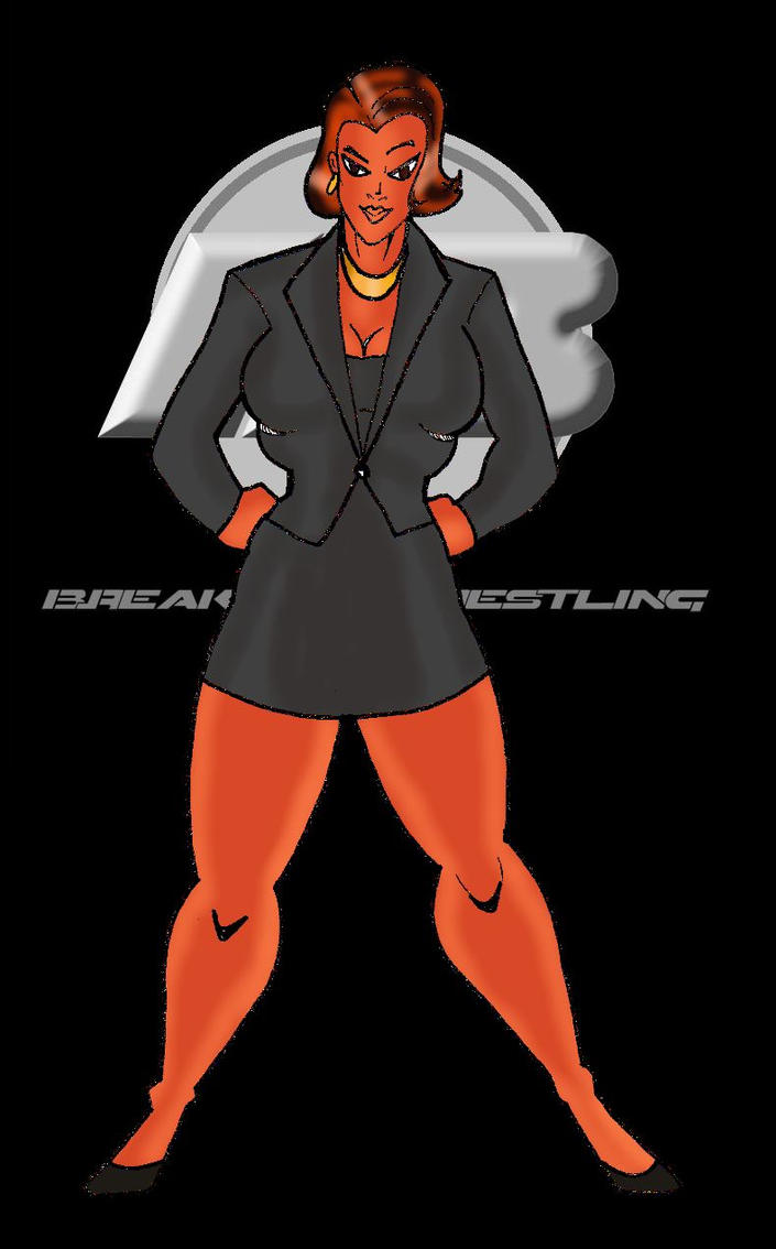 BOW general manager Victoria Irene Petra by RWhitney75