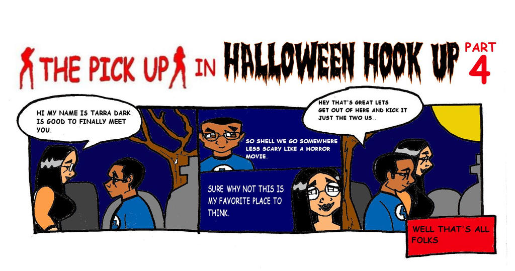 Halloween hookup