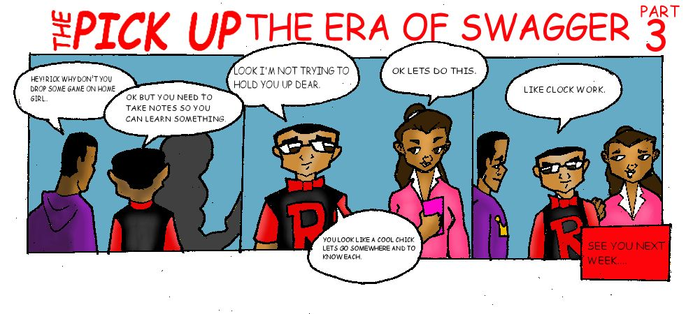 The Pick Up the era of swagger part 3 by RWhitney75