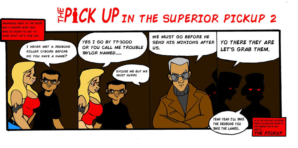 The Pick Up in The Superior Pickup 2 part 17 by RWhitney75