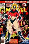 Classic Ms. Marvel 2k16 edition