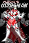 Ultraman By RWhitney75 by RWhitney75