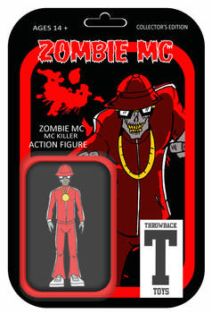 Zombie Mc action figure