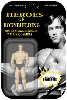Heroes of Bodybuilding Arnold Shcwarzenegger