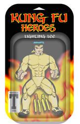 Kung Fu Heroes Lighting Lee  by RWhitney75