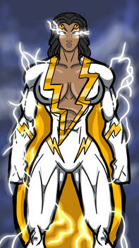 Thunder Woman by RWhitney75