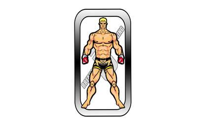 BOW 2K20 Jon Cobra stiker attire