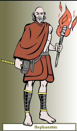 Hephaestus forge god1