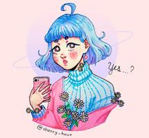#DrawThisInYourStyle - takoyanii by CherryHour
