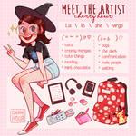 Meet the Artist!!